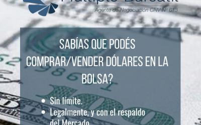 Dólar Bolsa (MEP)